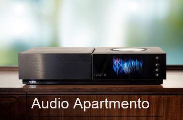 Audio Apartmento Logo